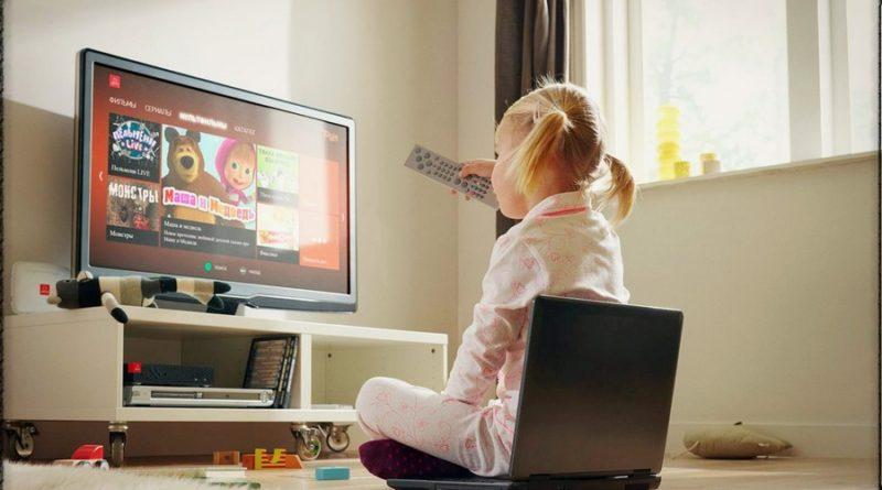 о влиянии мультфильмов