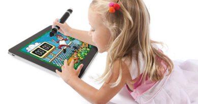 Влияние планшета на развитие ребенка.