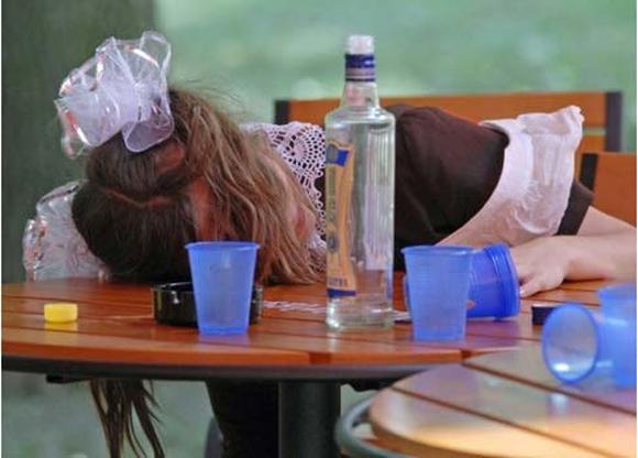 подросткового алкоголизма