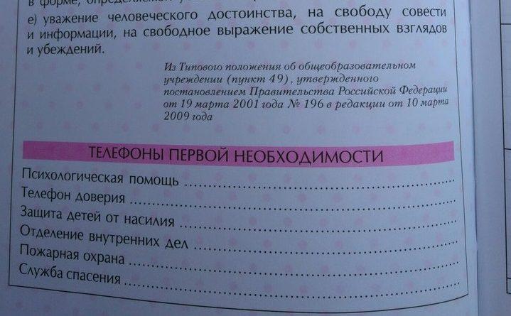ювенальный дневник