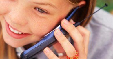 постоянное использование телефона
