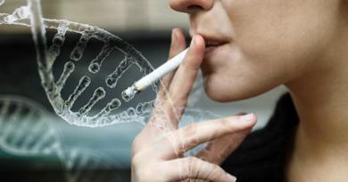 курение и днк