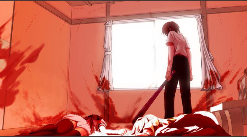 убийства в мультфильме