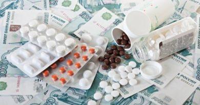 бизнес на болезнях