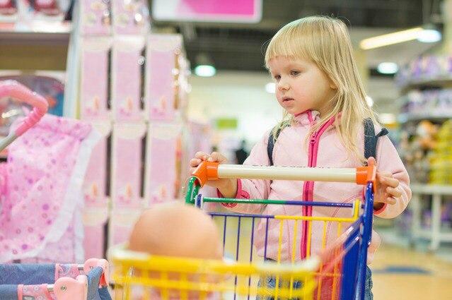 минимализм в ребенке