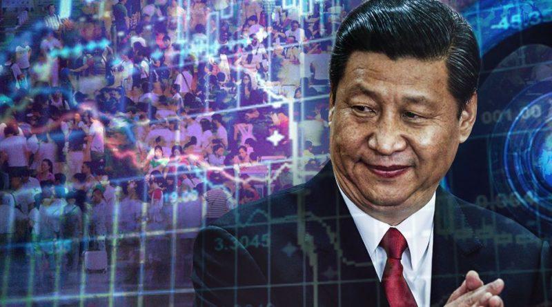 цифровая диктатура в китае
