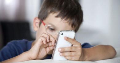 Гаджеты и зрение детей