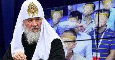 До Патриарха дошло После законопроекта о контроле за богослужениями глава РПЦ назвал систему тотального электронного контроля «предвестием антихриста»