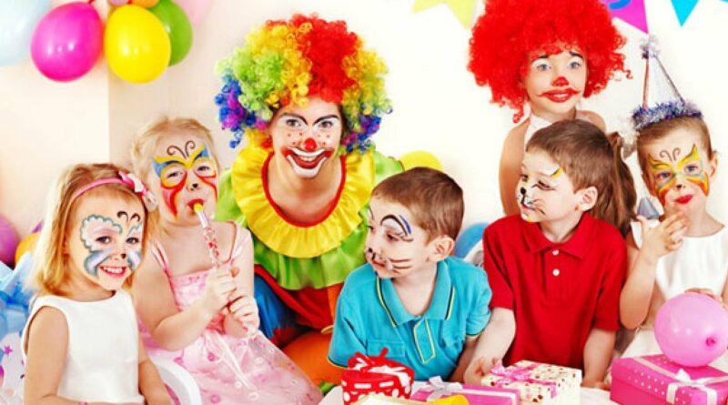 дети развлекаем