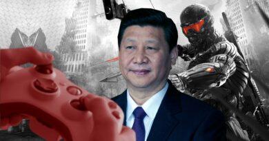 китай запретил игры
